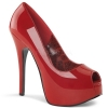 TEEZE-22 Red Patent